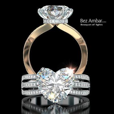Thin Wedding Band With Diamonds