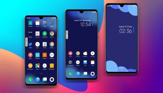 MIUI 12 NEW THEME FOR XIAOMI REDMEI DEVICES-MOBILE KINGDOM