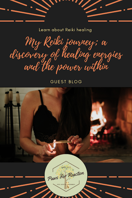 Learn about Reiki healing from a Usui Holy Fire Reiki Master practitioner