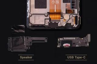 Redmi Note 10 Pro / Max- الجزء السفلي -1