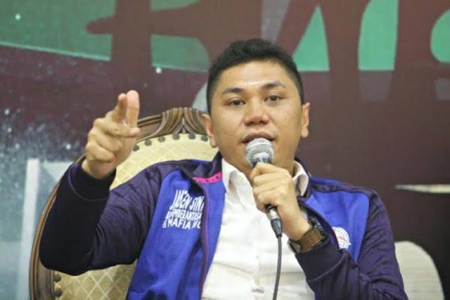 Soal Cat Ulang Pesawat Presiden, Jansen: Durhaka Kalian ke SBY!