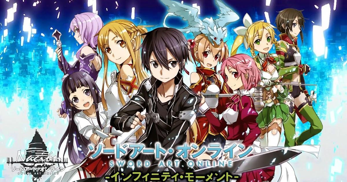 Sword Art Online Infinity Moment PSP