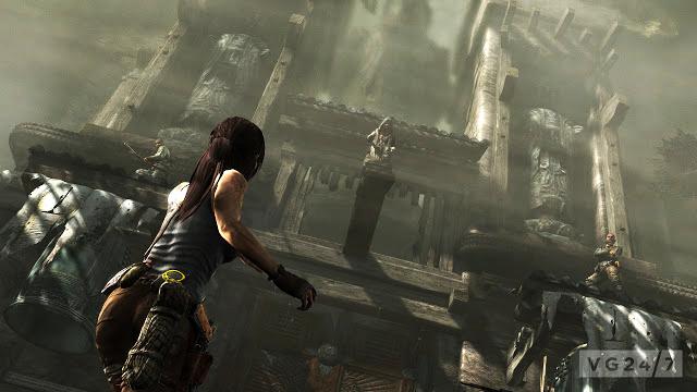تحميل لعبة Tomb Raider 2013 مدبلجة