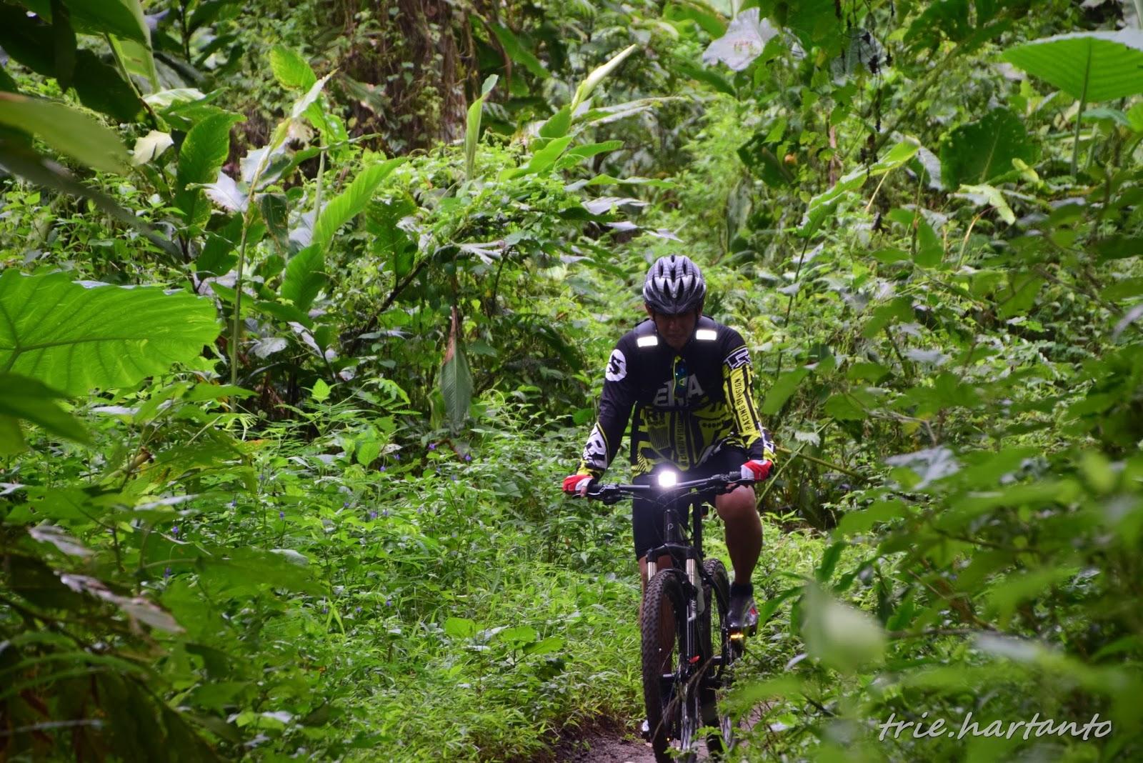 Jelajah Sepeda Bersama SEMAR Dan KERR Di Ongakan