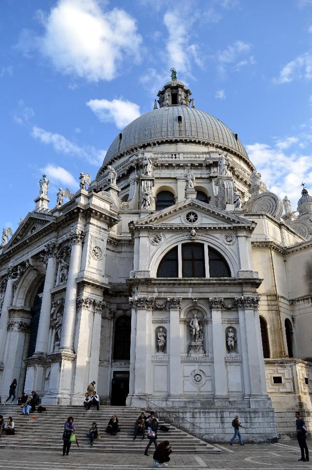 chiesa della salute venezia