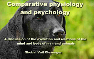 Comparative physiology and psychology