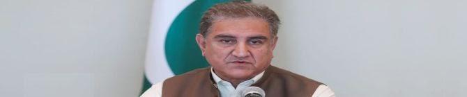 Pakistan Will Talk To India After Kashmir Autonomy Restored, Qureshi Tells UAE – Pak Media