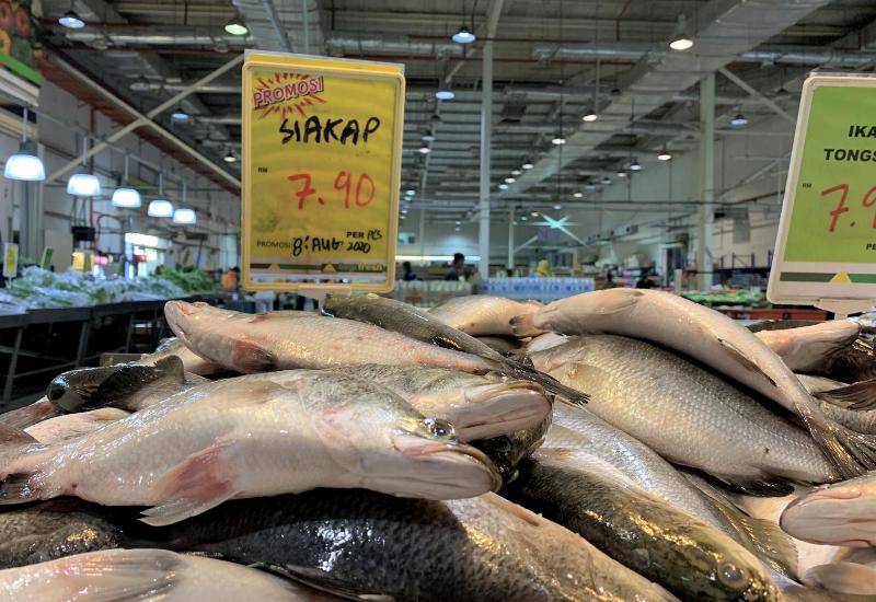 Resepi Ikan Siakap Masak Tiga Rasa