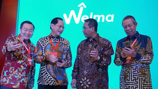 Peluncuran Aplikasi Wealth Management BCA (WELMA)