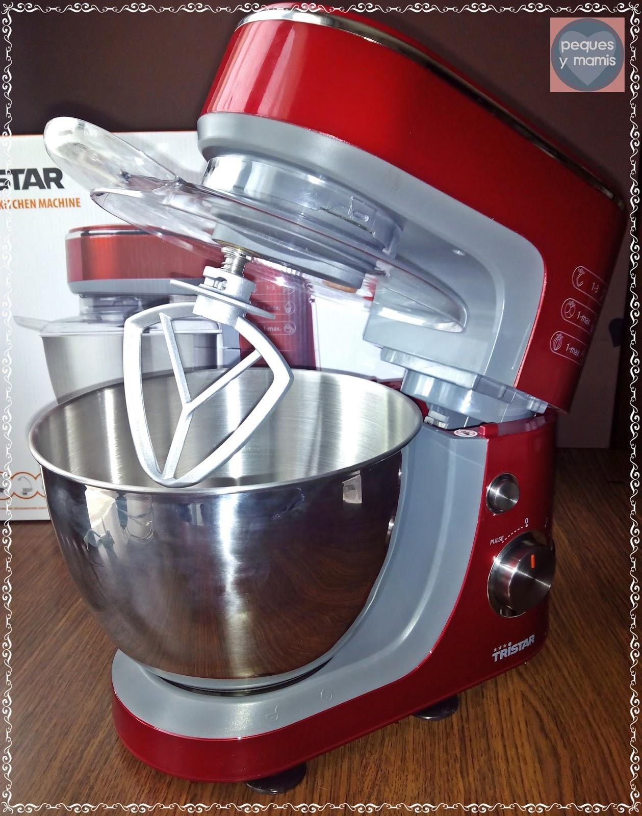 Pequesymamis mi robot de cocina tristar mx 4182 - Cual es el mejor robot de cocina ...