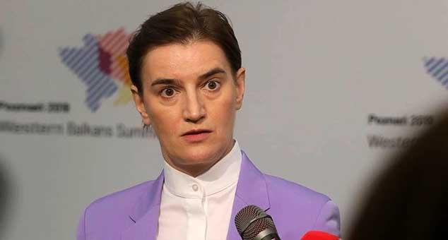 #Ana #Brnabić #Kosovo #Metohija #Srbija #Izdaja #5oktobar