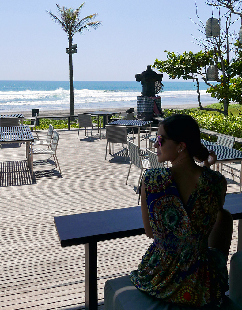 Euriental | fashion & luxury travel | Alila Soori, lunch on the beach, Bali