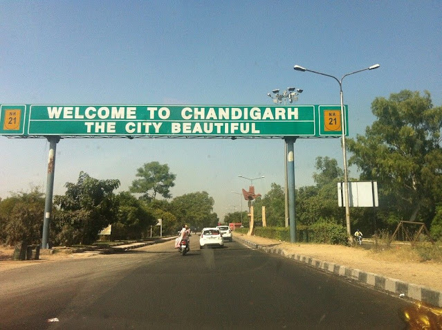 Chandigarh, Cleanest City Of India