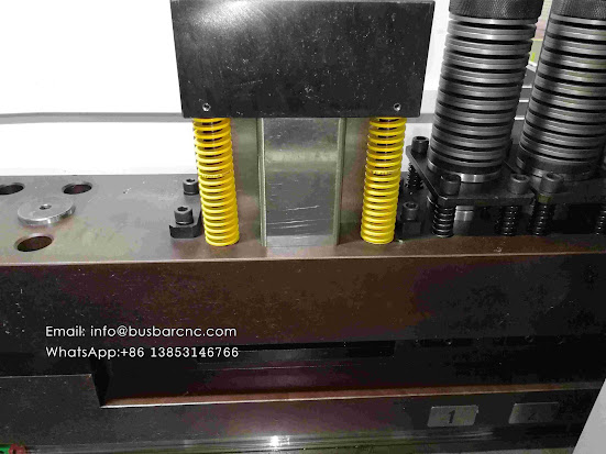busbar punching cutting