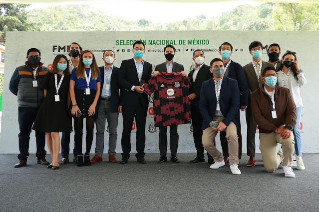 Xiaomi ahora será patrocinador de la Selección Nacional de México.