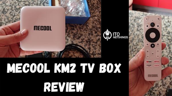 MECOOL KM2 REVIEW - Uma Excelente alternativa