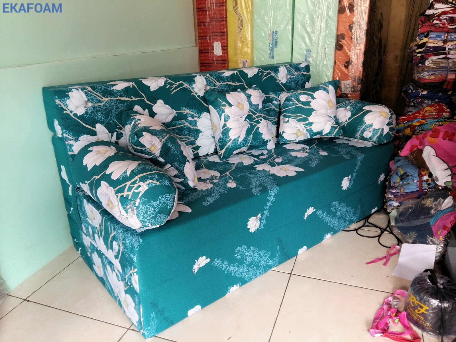harga sofa bed inoac 2017 mart reclining sofas full motif agen resmi kasur busa