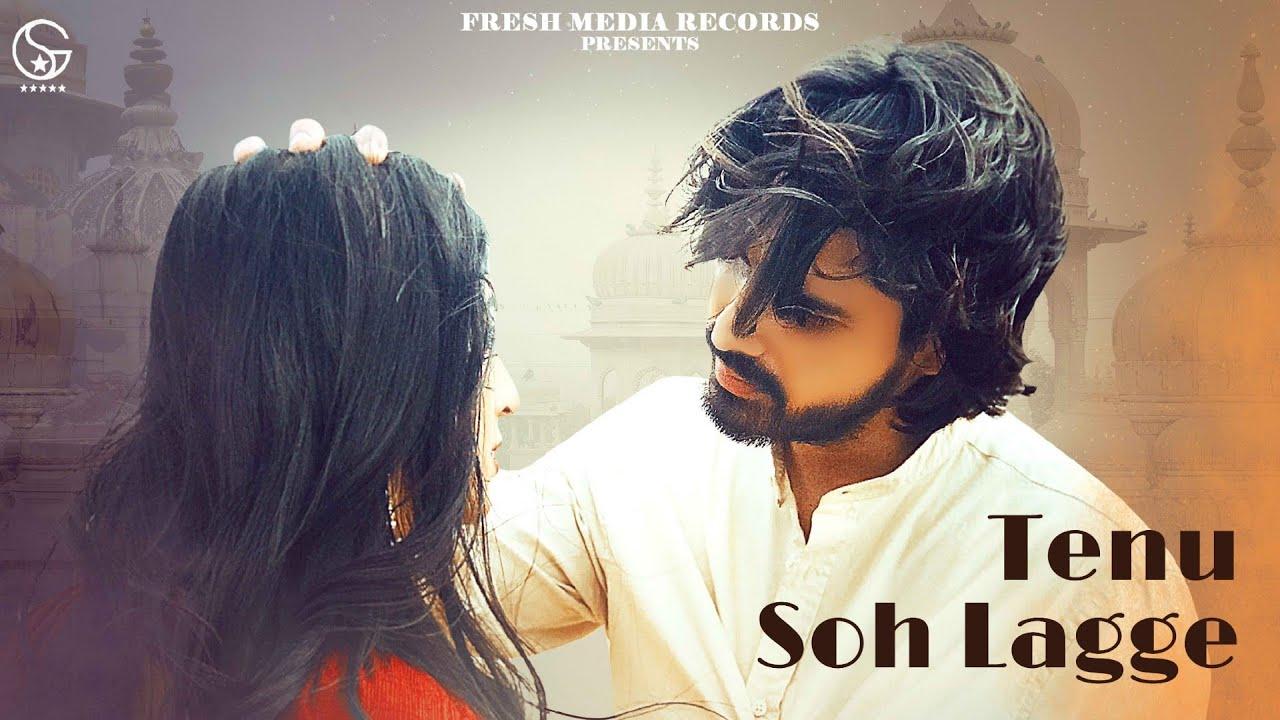 Tenu Soh Lagge Lyrics Uday Shergill x Garry Sandhu Punjabi song