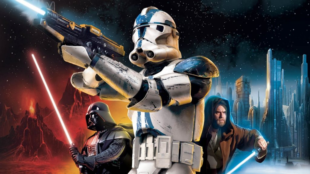 تحميل لعبة star wars battlefront 2