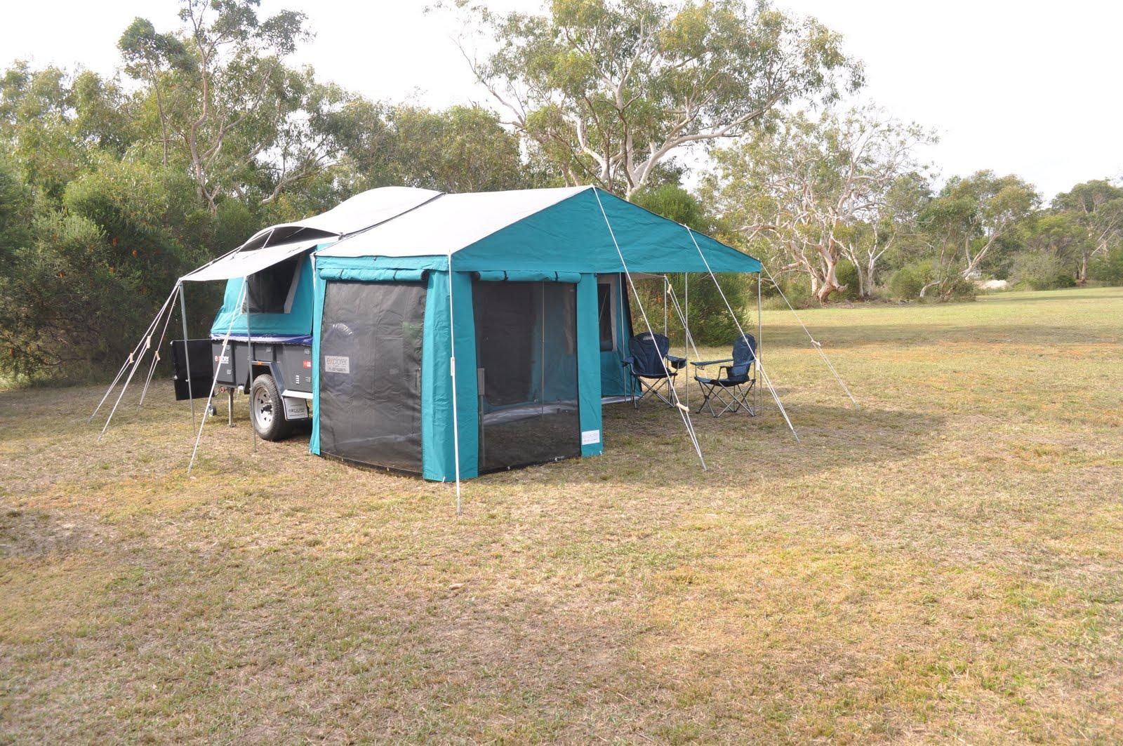 explorer campers wentworth walk