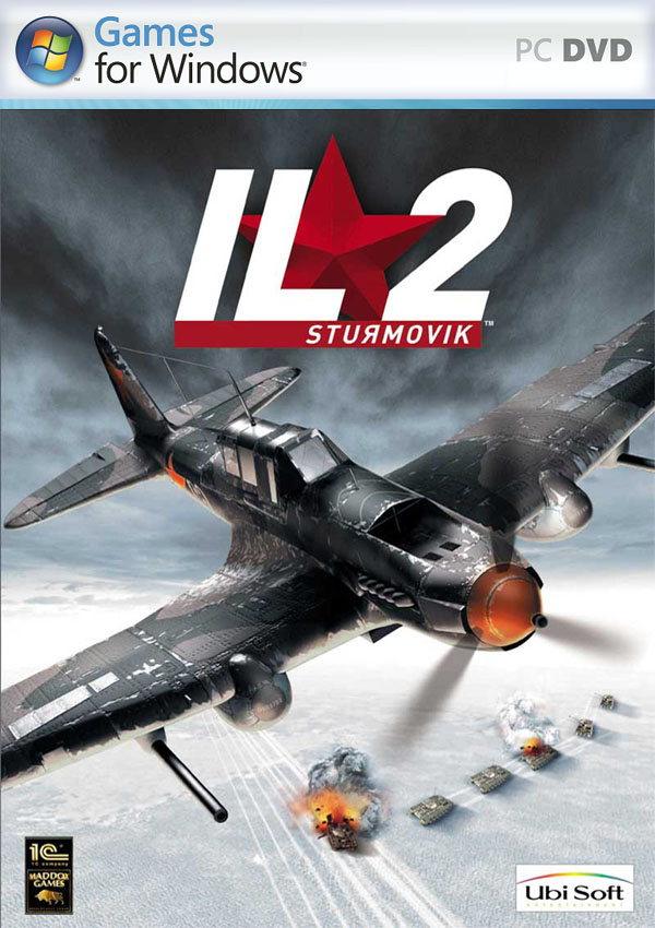 IL 2 Sturmovik 1946 Download Cover Free Game