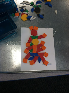 Exploring Shape Patterns (Brick by Brick)