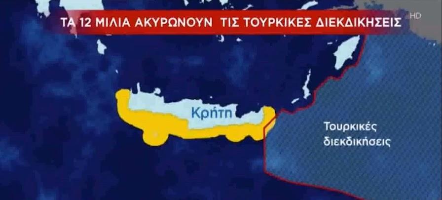 Μία ωραία ημέρα στα ελληνοτουρκικά