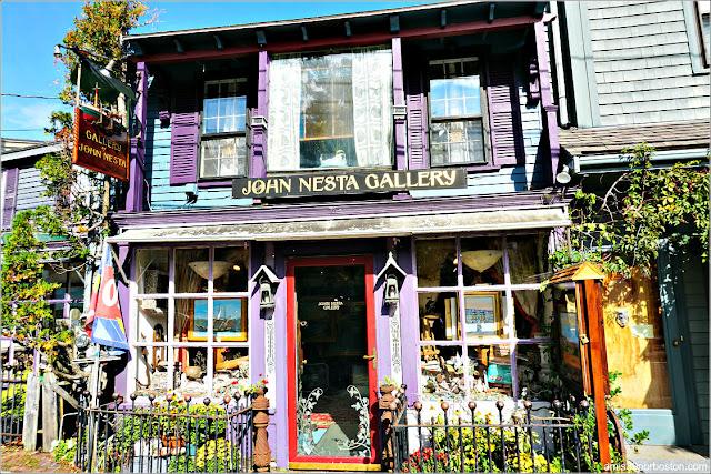 John Nesta Gallery, Rocky Nest en Gloucester