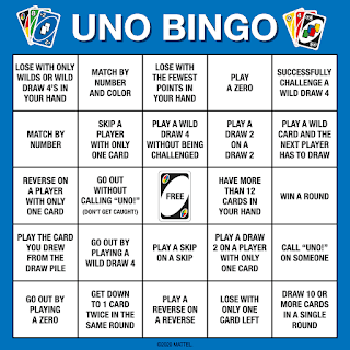Discover 13 Creative New Ways to Play UNO®! #KeepPlaying @Mattel