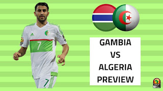 مباشر مشاهدة مباراة الجزائر وغامبيا بث مباشر 8-9-2018 تصفيات كاس امم افريقيا يوتيوب بدون تقطيع