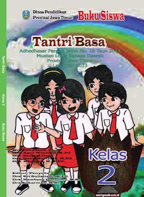buku siswa mata pelajaran tantri basa kelas 2 sd/mi kurikulum 2013