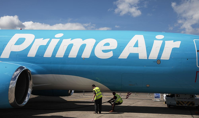 Amazon to increase its transportation services by adding used commercial jets