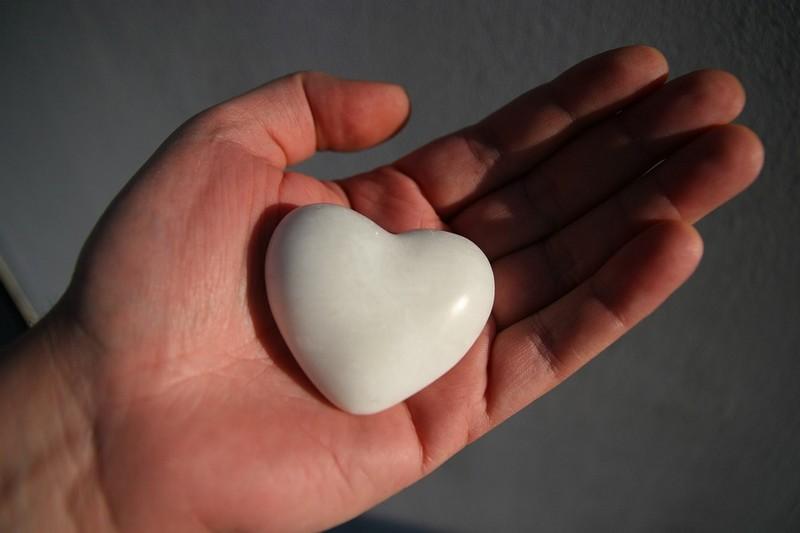 *Notre mot du jour*: Je te donne mon cœur 180918