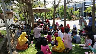 Fun Time #23 : Pekan Ceria Bersama Kampung Dongeng
