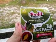 Petani Teh Pelawan Bangka Belitung Inginkan Indonesia Menjadi Sentra Obat Herbal