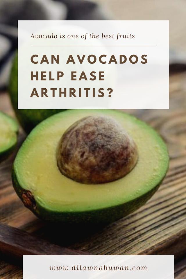 Can Avocados Help Ease Arthritis?
