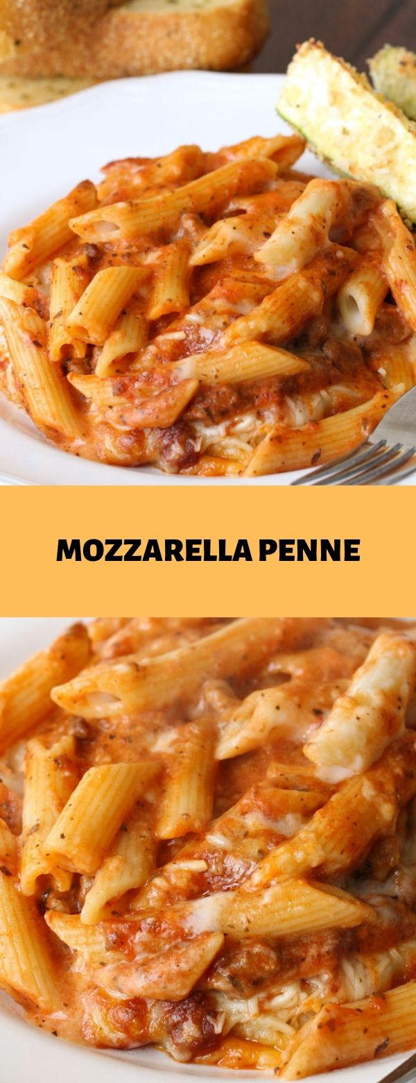 Mozzarella Penne Recipe