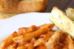 Mozzarella Penne Recipe