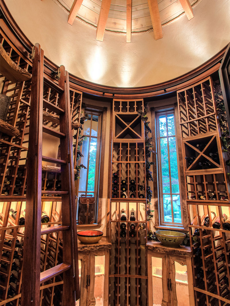 world of architecture: 11 inspirational wine cellars for wine lovers