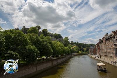 Namur, Valonia, fortaleza