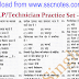 RRB ALP Technician Practice Set Paper in Hindi PDF Download