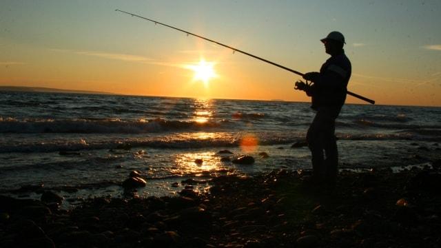 Aktivitas memancing