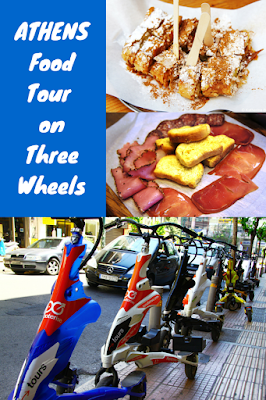 Travel the World: An Athens food tour with Scooterise.