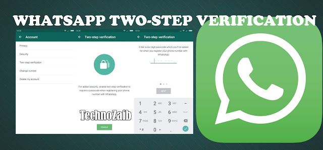 WhatsApp offers the possibility to add extra security to the chat app