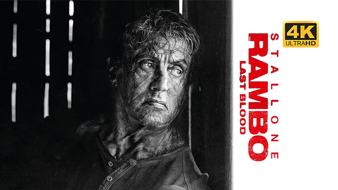 Rambo: Last Blood (2019) 4K UHD 2160p Latino-Ingles