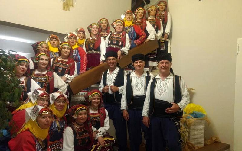 Ο Σύλλογος Εβριτών Ν. Καβάλας σε Διεθνές Φεστιβάλ Παραδοσιακών Χορών στην Ιταλία