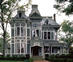 Gothic style house 12