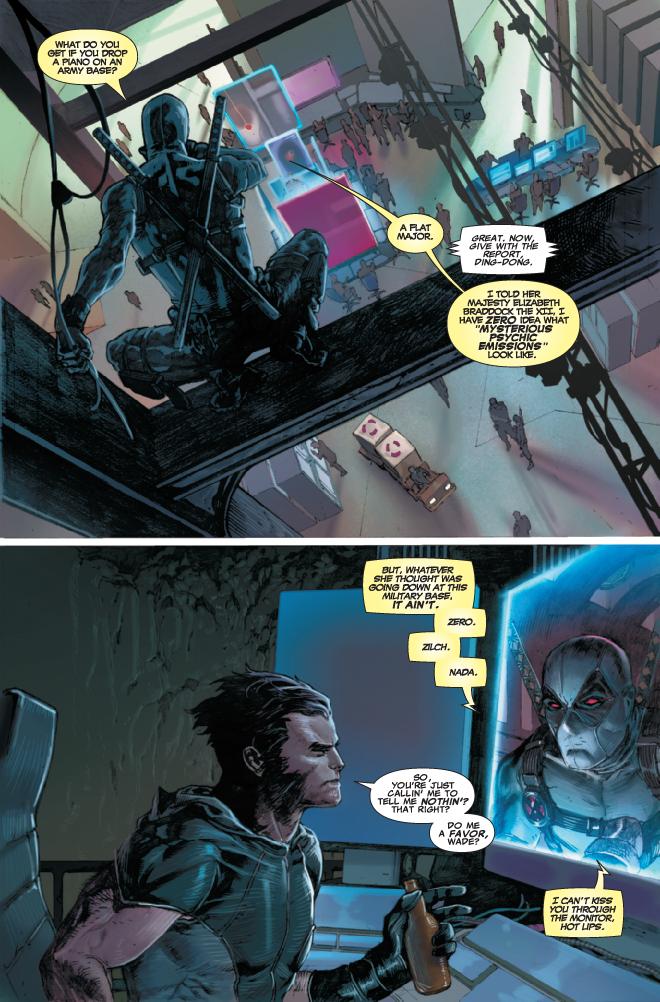 Super Cars Wallpapers Hd For Desktop Deadpool Uncanny X Force
