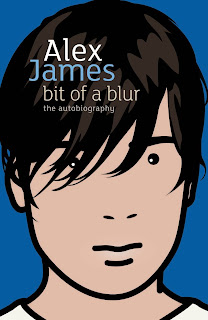 Bit of a Blur, por Alex James