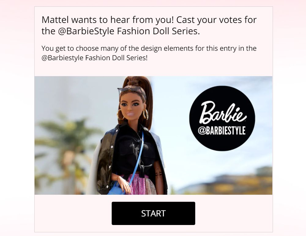 Как голосовать за куклу Barbie Style Fashion Winter Doll